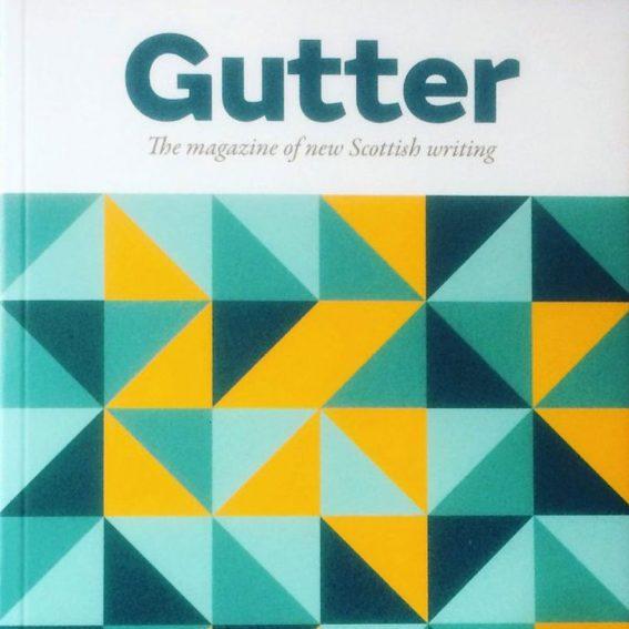 Gutter: the magazine of new Scottish Writing, issue 19