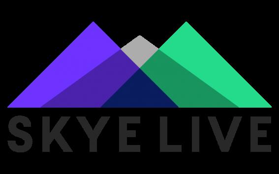 SKYE LIVE logo